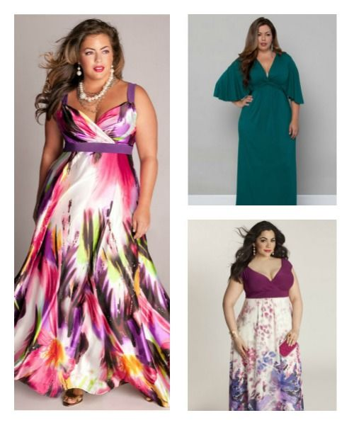 plus size maxi dresses robe longue grande taille t 2013 4 sites pour trouver des dizaines de. Black Bedroom Furniture Sets. Home Design Ideas