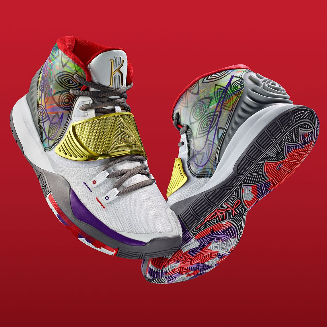 Nike Kyrie 6 Pre Heat Help The World