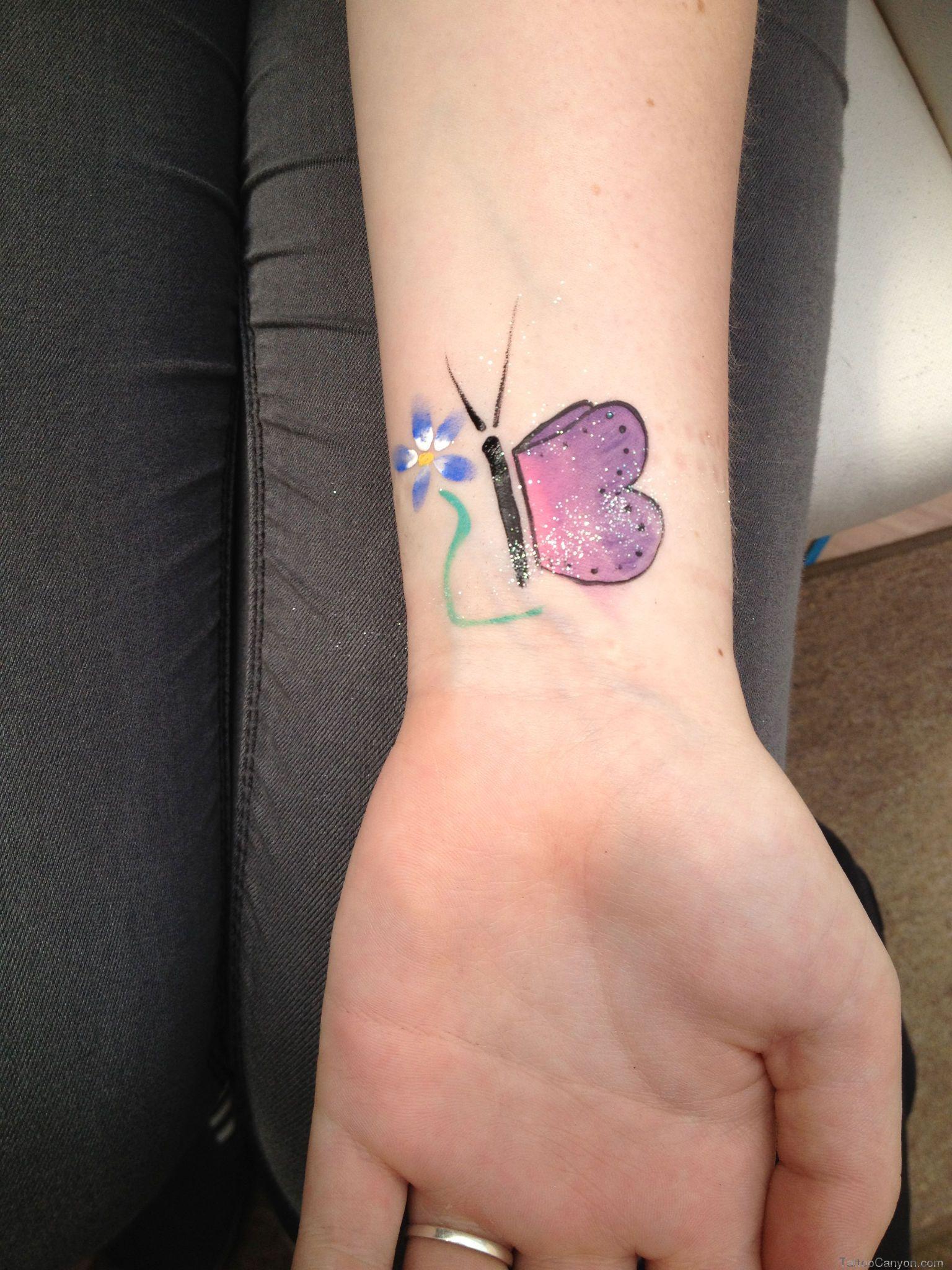 Girl tattoo ideas butterfly tattoo designs wrist tattoos ideas butterfly tattoo designs