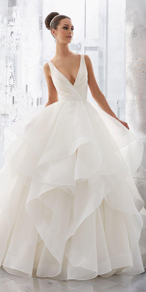 Mori Lee Wedding Dresses - 2018 Collection | Brautkleider ...