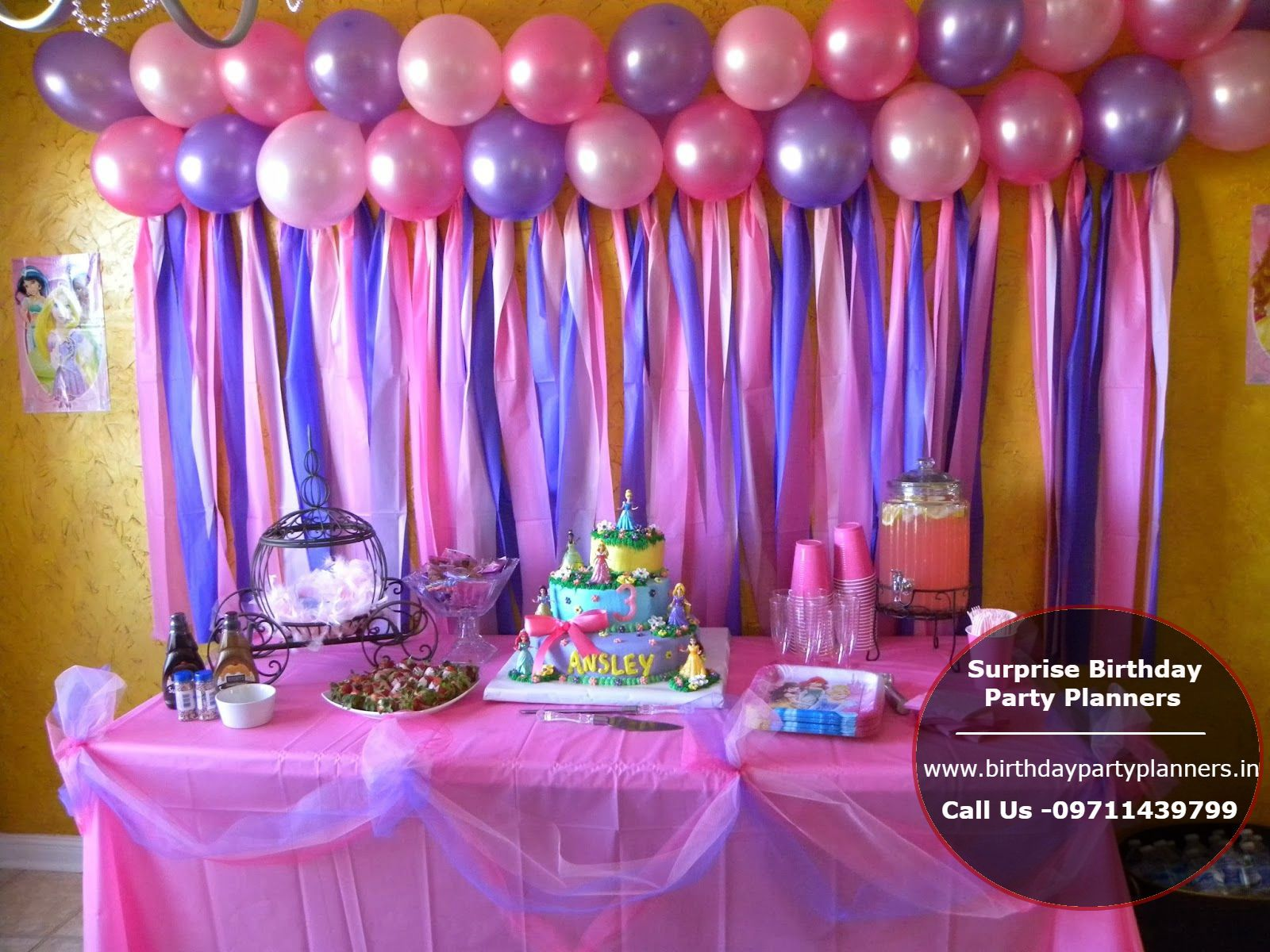 Pin By Surprise Birthday Party Planners On Birthday Return