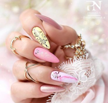 elegant rhinestones coffin nails designs  nail art 4u in