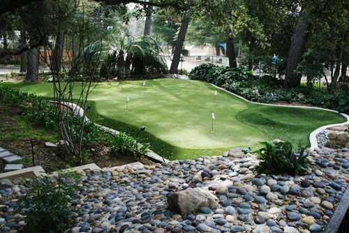 Artificial Grass & Putting Greens Pictures: Back Nine ...