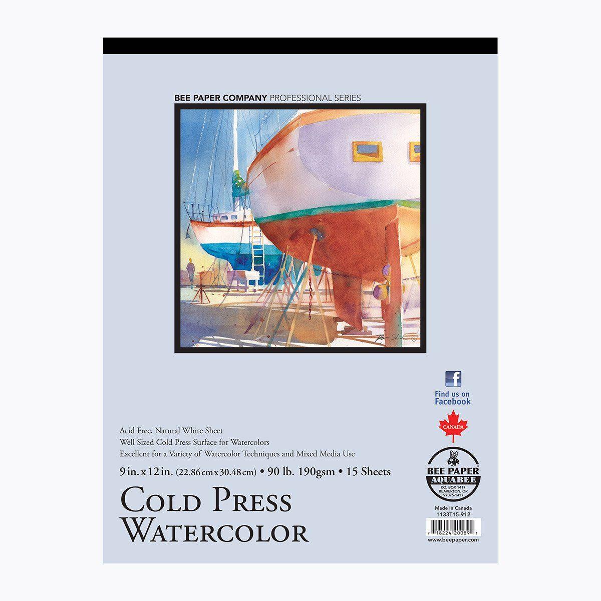 Cold Press Watercolor Paper 90 Lb Paper Watercolor Paper Cold