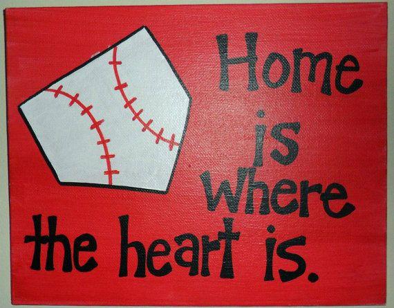 25 Unique Baseball Canvas Ideas On Pinterest Baseball