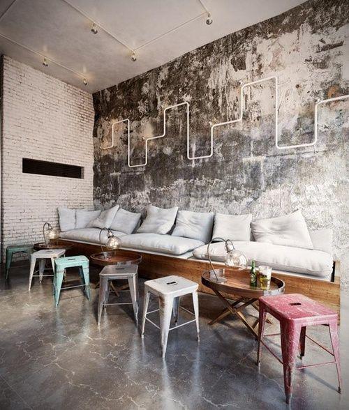 design inspiration monday homes creative coffee cafe interior rh pinterest com