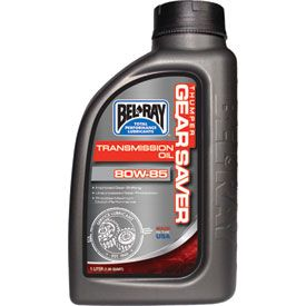 Bel Ray Thumper Gear Saver Oil 80w85 Developed For Demands Of 4t Racing Motorcycles Equipped With Separate Engines Oils Oils For Eczema Oils For Sore Throat