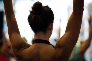 article on posture in dance: cervical spine
