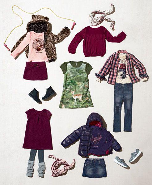 today's look is back to school | Kinderkleding