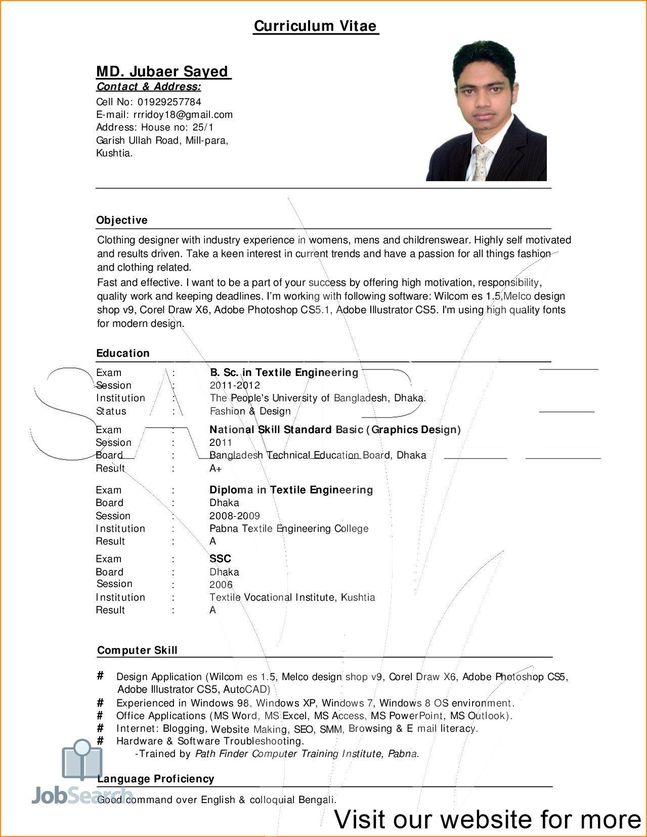 Resume Examples Skills Professional Resume Pdf Job Resume Examples Job Resume Format