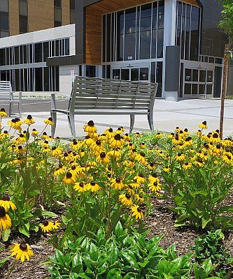 We Design And Install Flower Beds For Institutional 400 x 300