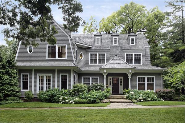 Nantucket Style Homes CHARMING NANTUCKET STYLE SHINGLE HOME