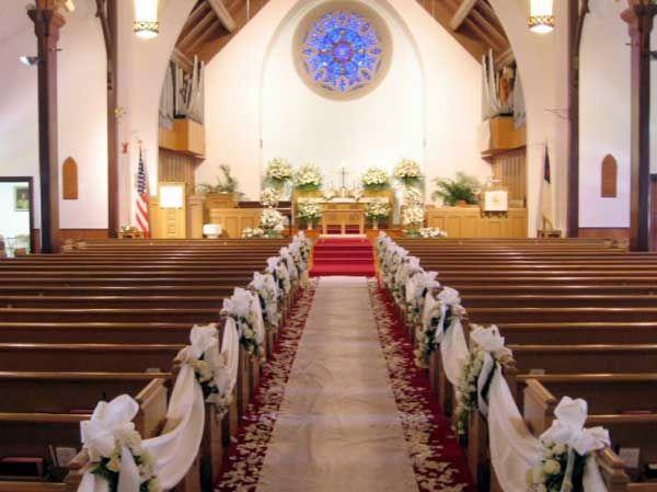 Church Wedding Decorations Ideas 129 Church Wedding Decorations Home Wedding Decorations Wedding Church Aisle