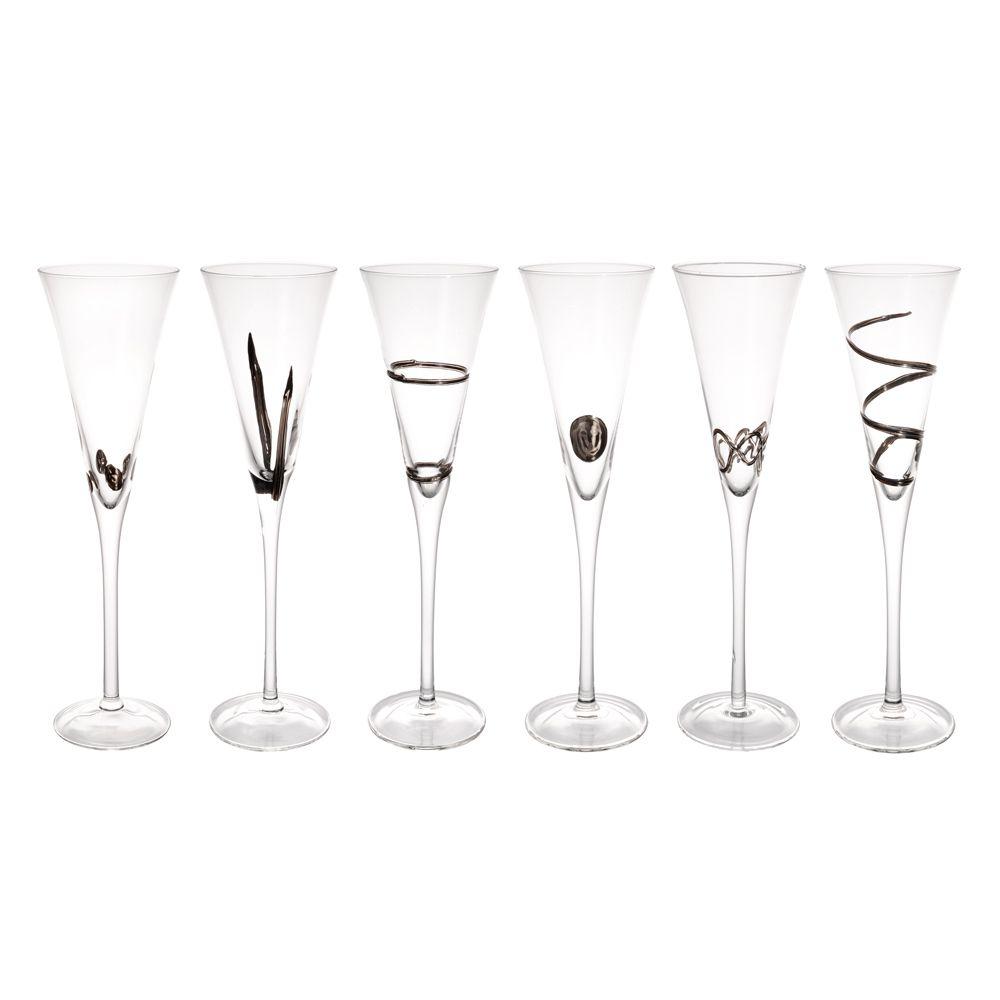 Arts de la table | Modern Design | Flute, Christmas gift sets et Glass