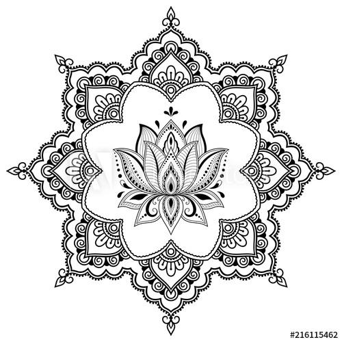 Henna Tattoo Farbe Kaufen Hannover: Pin Auf Lotusblume