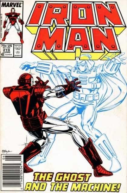 Iron Man 219 - Bob Layton
