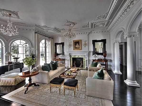 Stunning Living Room 1072 Newbern Ct