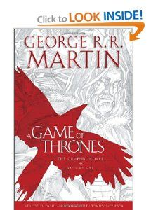 Game of thrones book series book 1