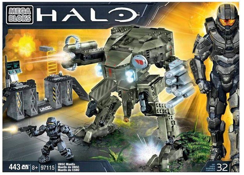 2013 Halo Mega Bloks Set | Geek | Halo mega bloks, Halo