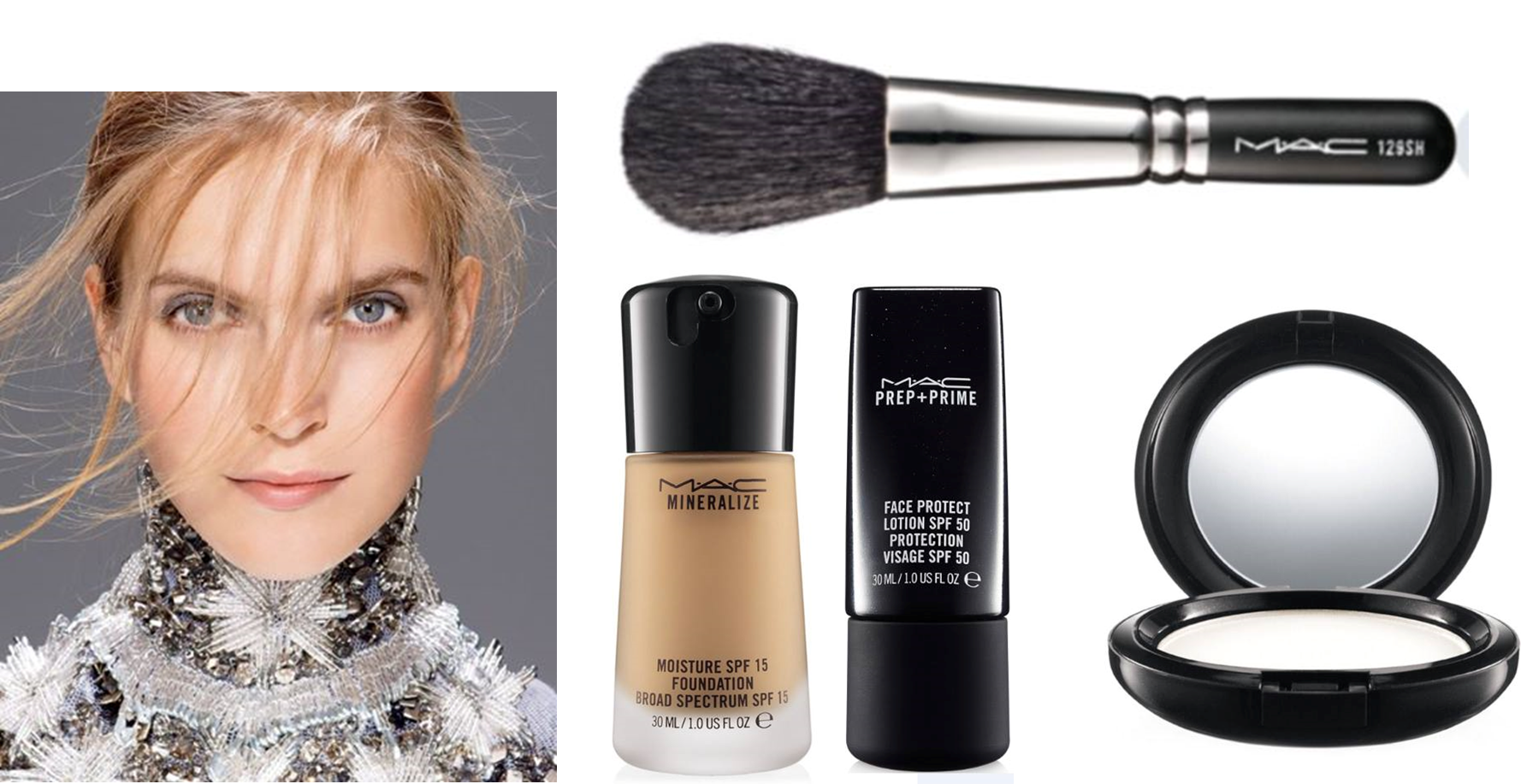 Mac healthy pure face spring collection video