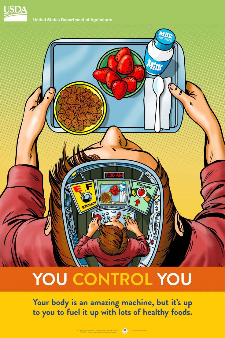 Encourage kids to eat breakfast with this cool free poster for ...