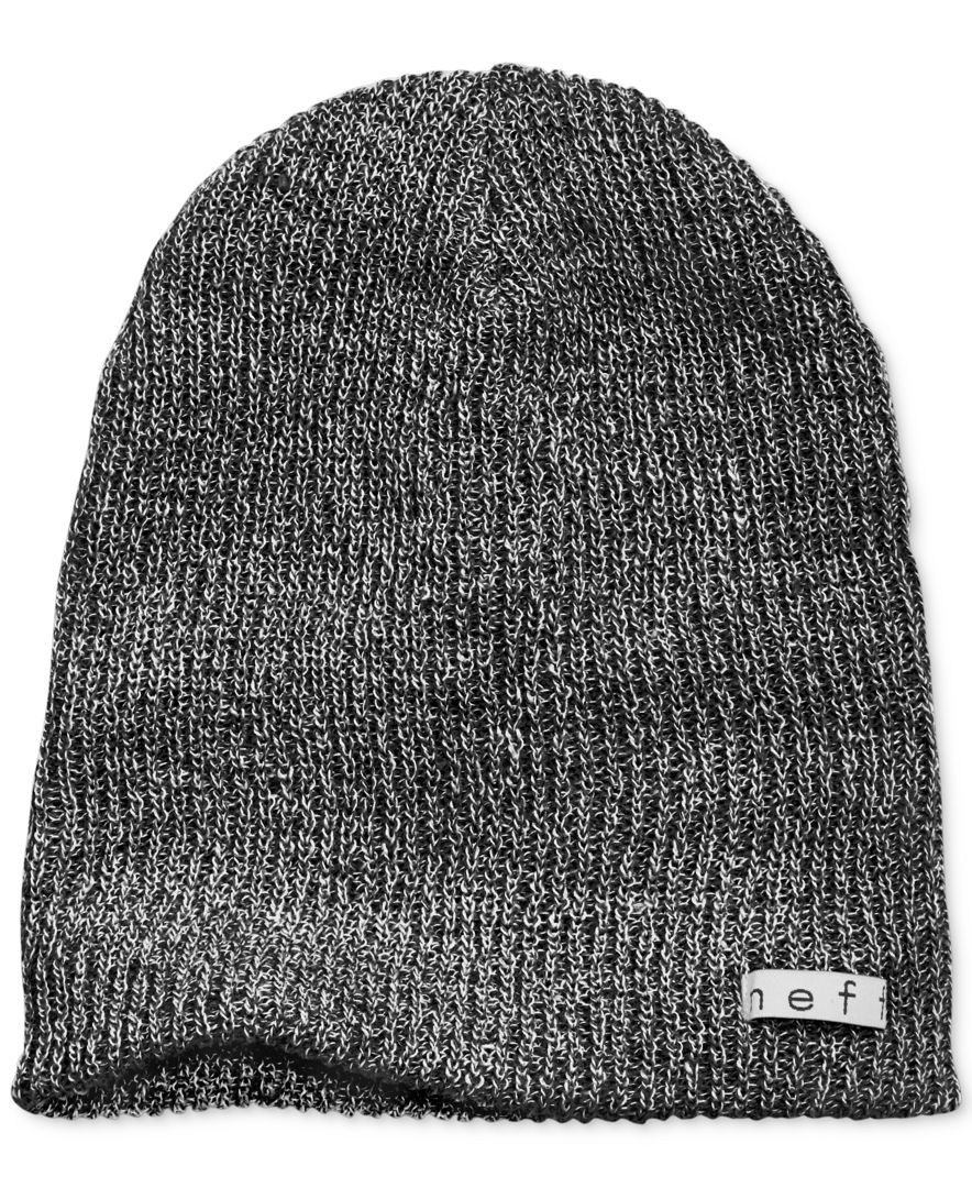 8196164f93ee6 Neff Daily Heathered Beanie - Gray