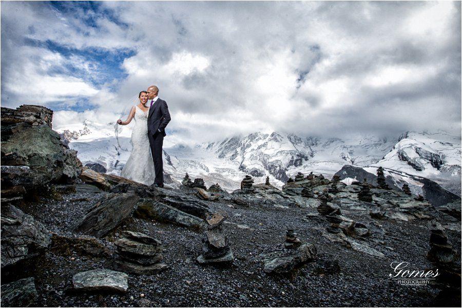 Zermatt Wedding
