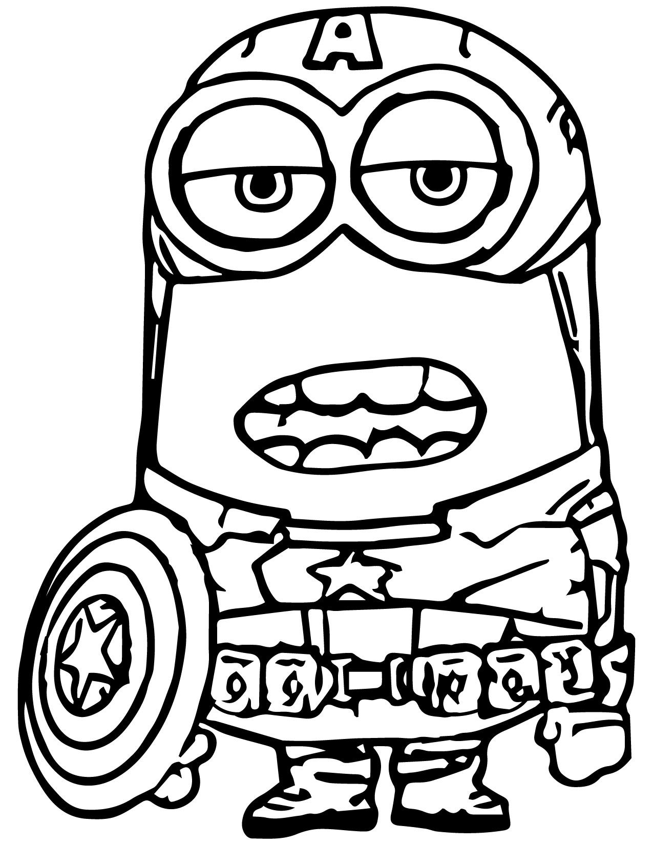 46+ Coloring pages of cool things info