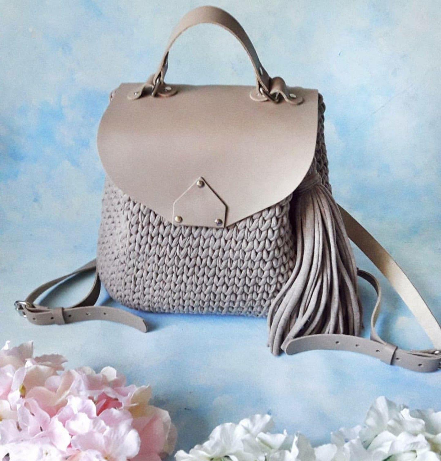 Woman Bags Handbags Casual Fashion Handbags Style For Women Crochet Bag Pattern Free Handbags Handmade Bags Bags Handbags