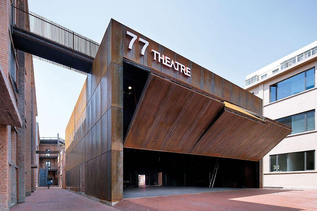 77 Theatre by Origin Architect / Beijing