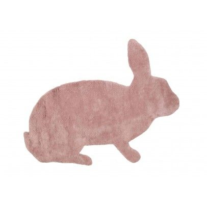 Pink bunny rug | My dream bedroom | Pinterest