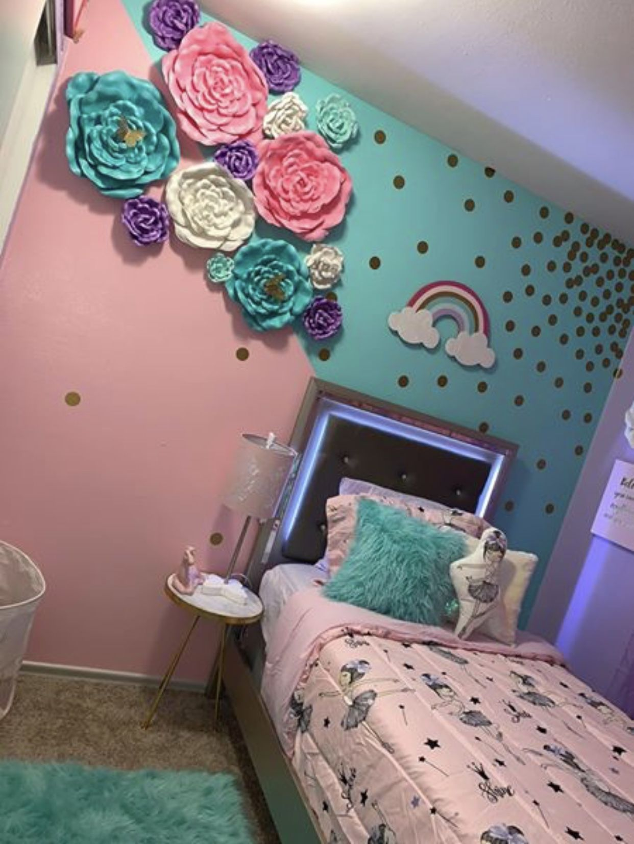 Pin by LaTavia💜 on Kids bedroom (With images) | Unicorn ...