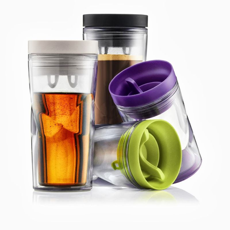 Bodum Makes A Great 8 Oz Spill Proof Insulated Mug That Fits