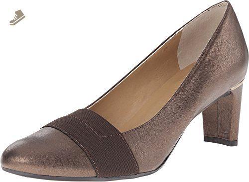 Womens Shoes Vaneli Davis Castagna Prl Nappa/Mtch Elastic