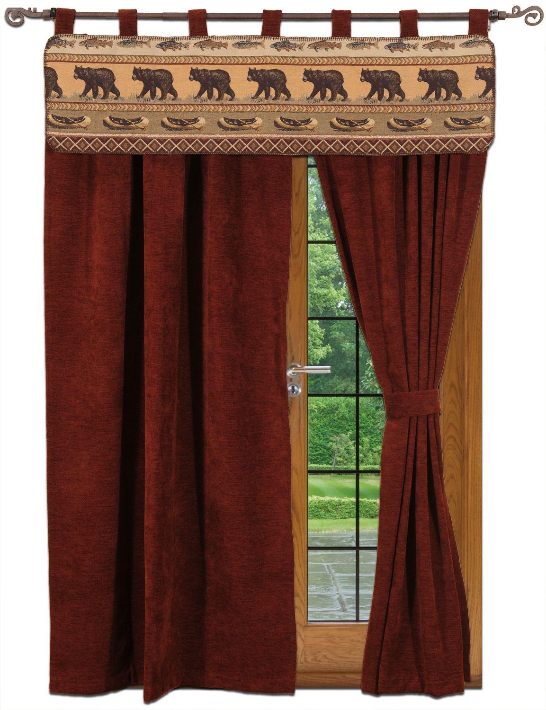 valance aura for patterns burlap unique cabins pinterest curtains ideas guide curtain island kitchen diy