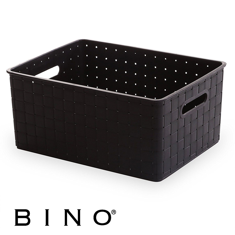 Bino Woven Plastic Storage