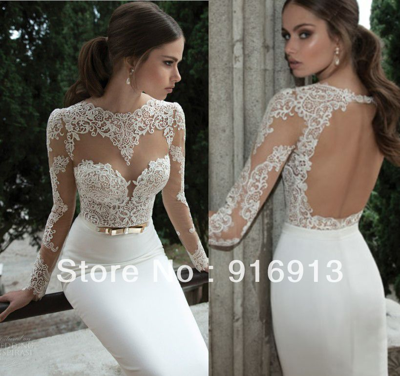 Lace skin color fitted dress
