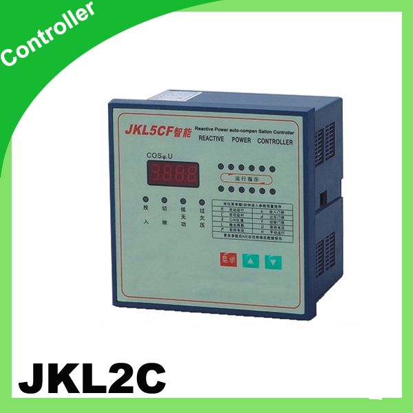 Jkl2c Power Factor Controller For Power Factor Correction Bank 220v 50hz 8step Cool Things To Buy Circuit Power