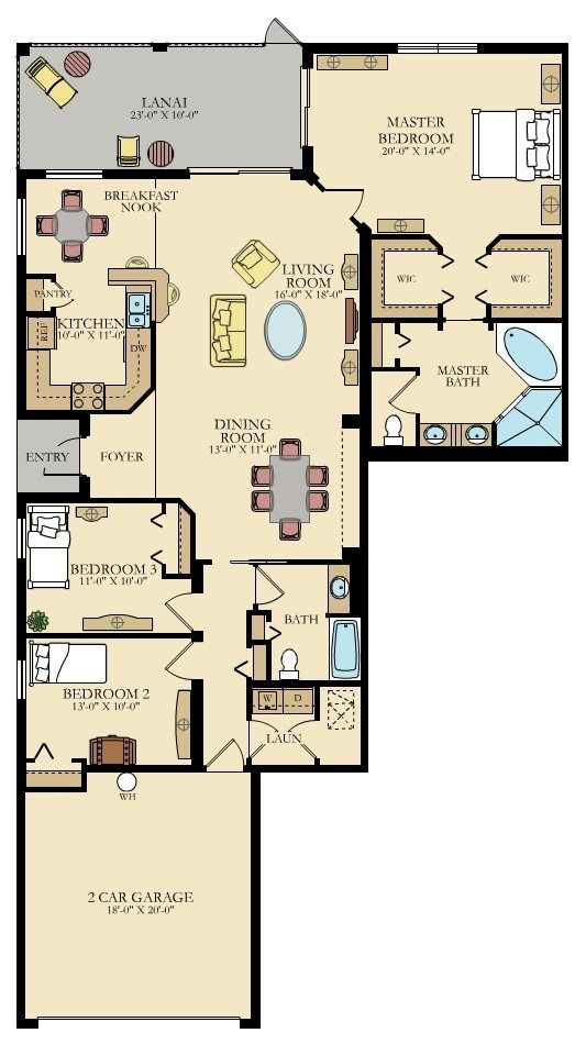 Pin By Katherine Bratcher On Unique Floor Plans House