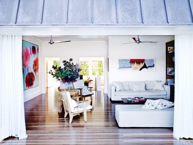 Scandinavisch Interieur Sydney : House tour a sydney waterside home with interiors as unique as