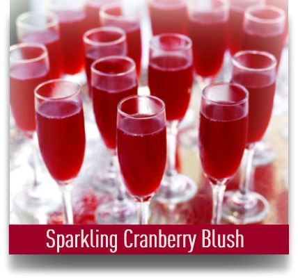 Sparkling Cranberry Blush Cocktail - especially for my Mimosa Friday ...