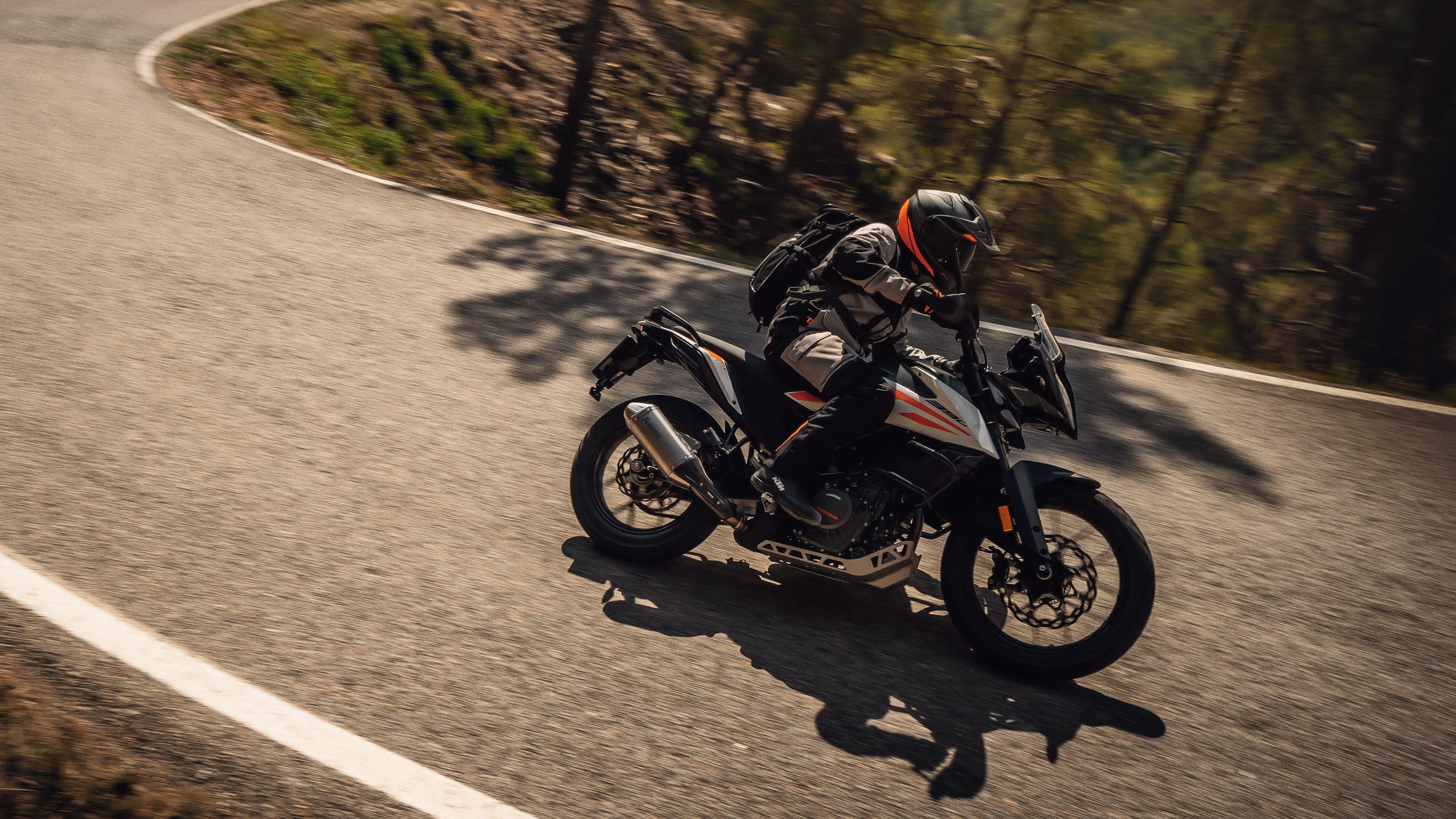 2020 Ktm 390 Adventure With Images Ktm Adventure