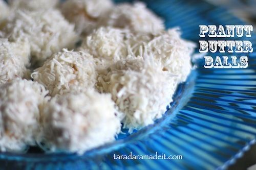 Peanut Butter Balls: So very yummy and easy to make! +50 other Holiday treat recipes!!!