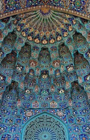 Saint-Petersbourg  mosquee