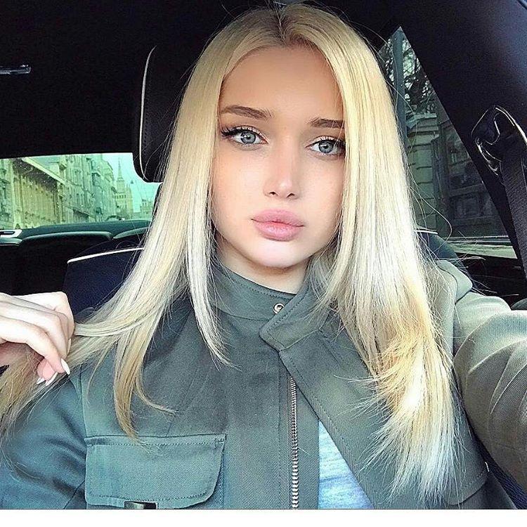 Hübsche Blonde MäDchen