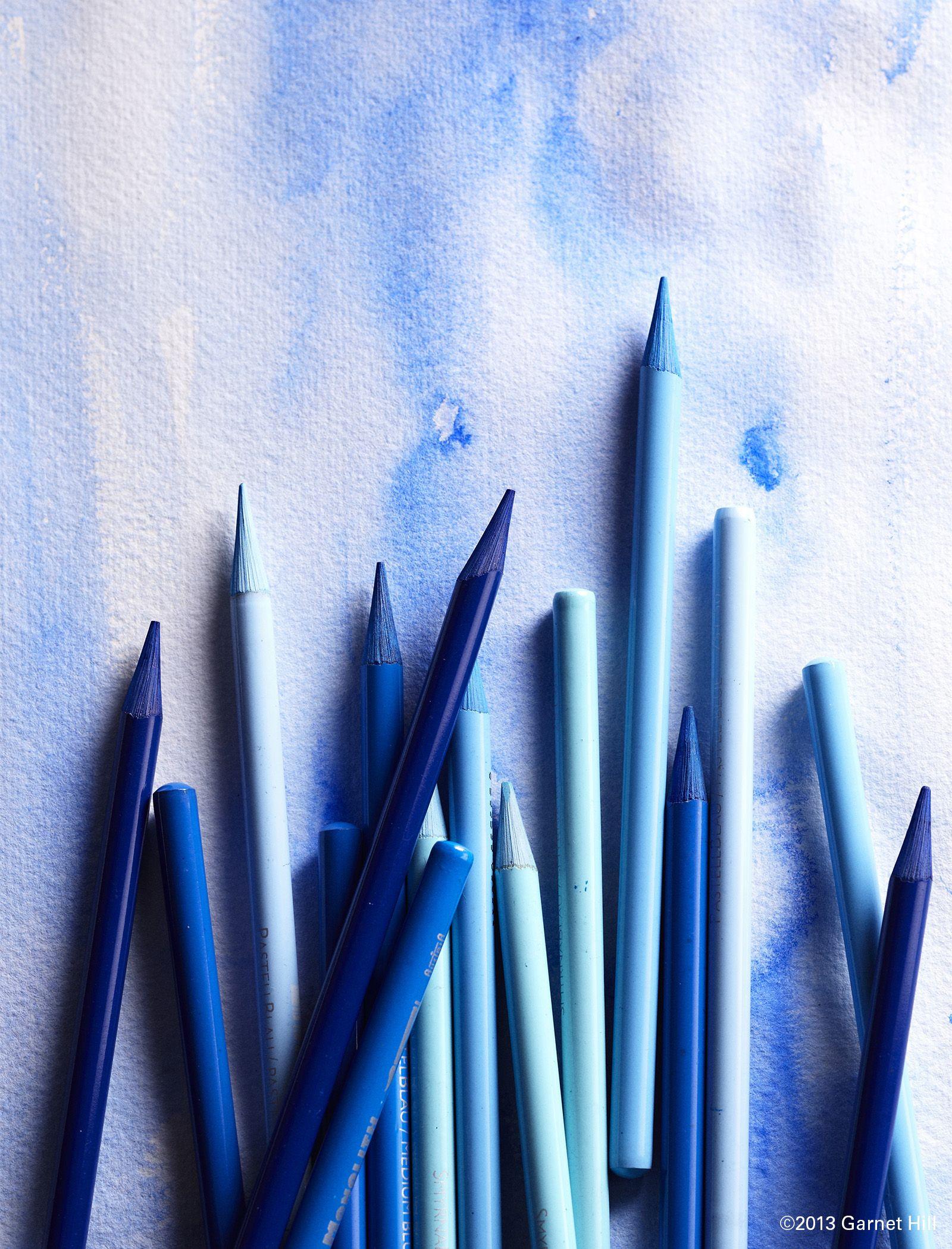 Garnet Hill 2013 catalog cover blue Pinterest