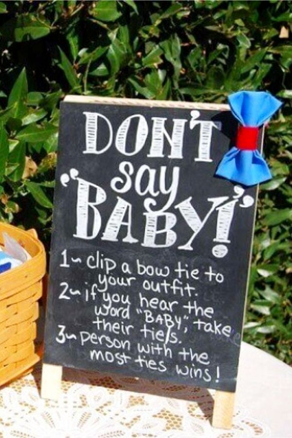 Couples Baby Shower Ideas Cute Ideas For A Co Ed Baby Shower