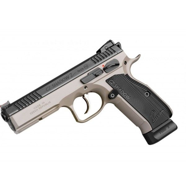 cz shadow 2 urban grey competition ready 9mm | Firearms