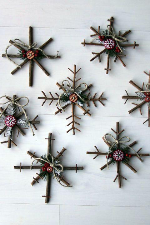 Vintage Deko Zu Weihnachten Vintage Christbaumschmuck Basteln