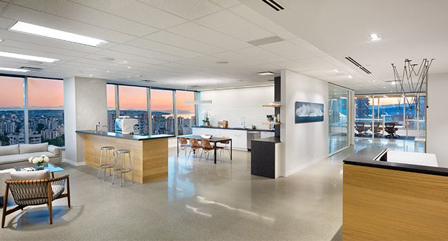 A Vancouver Investment Firm Kasian office Pinterest